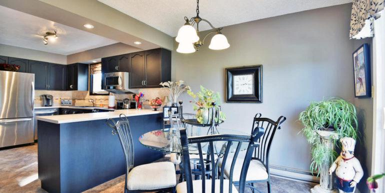 11-188-4 Kitchen-Dining Area