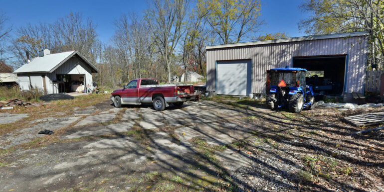 29-3530-26 Sugar Shack and Garage
