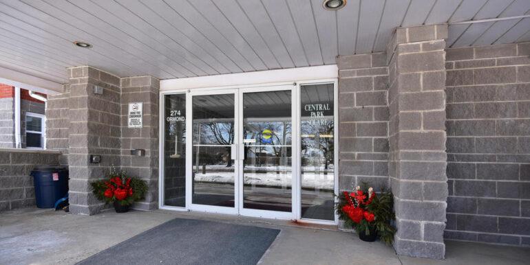 03-274-20 Building Entrance 2
