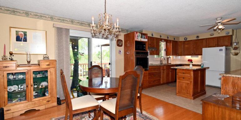 06-178-3 Kitchen-Dining Room